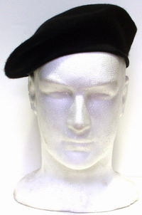 d89d9fe12 Christies - KENT BLACK BERET LARGE
