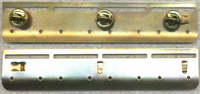 #4 FULL SIZE MEDAL BAR WITH CLUTCH FITTING